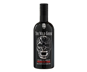 Win a case of award-winning Wild Geese premium rum