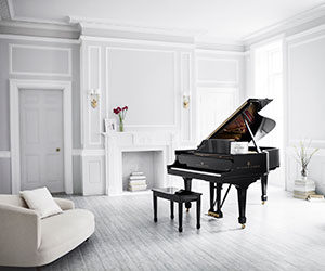 The piano that plays itself...from Steinway & Sons