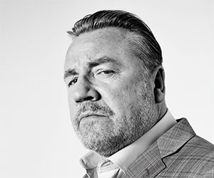 The interview: Ray Winstone