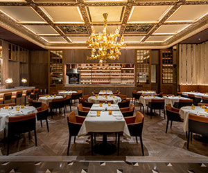 The Grill Counter Wine Evenings at The Dorchester