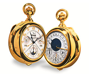 The ten Patek Philippes that changed watchmaking